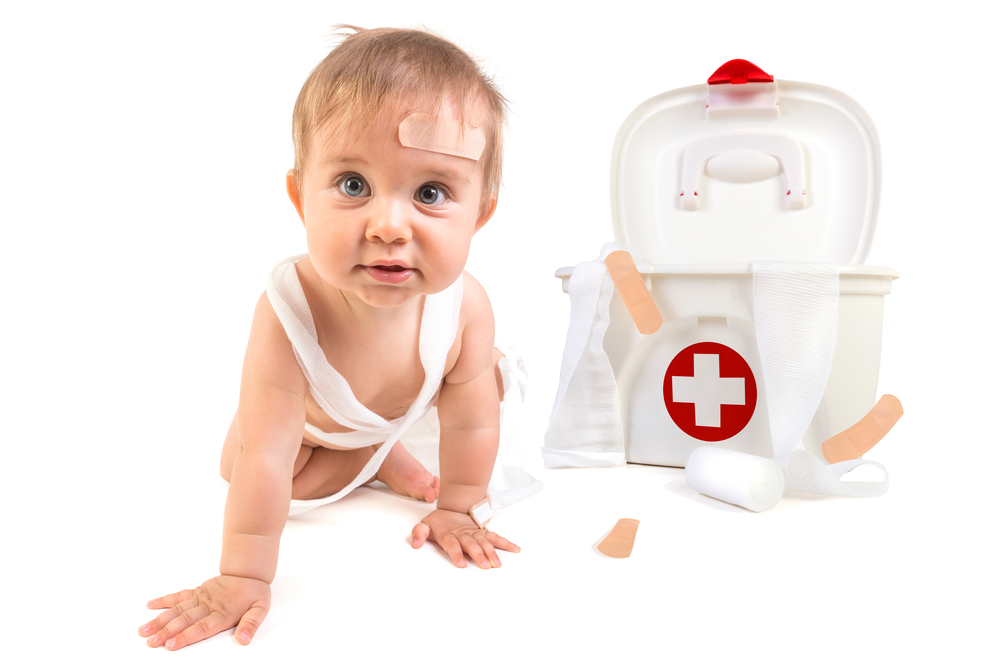 infant first aid • mothering touch
